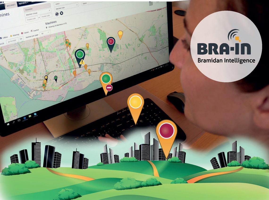 BRA-IN - device monitoring system