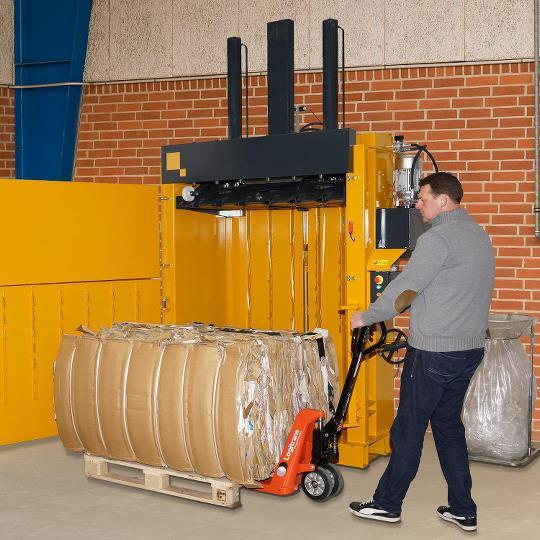 Mill Sized Vertical Baler | Standard 60